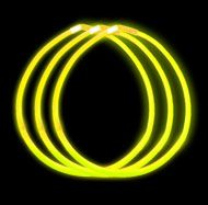 """22"""" Glow necklace in one colour x 50"""