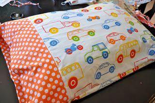 como hacer fundas de almohadas