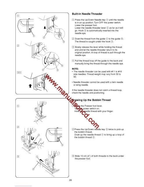 1269 best sewing machine manuals images on pinterest