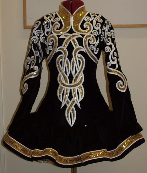celtic star irish dance dresses | irish dance irish dancing dress shauna sheils ireland dancer ...