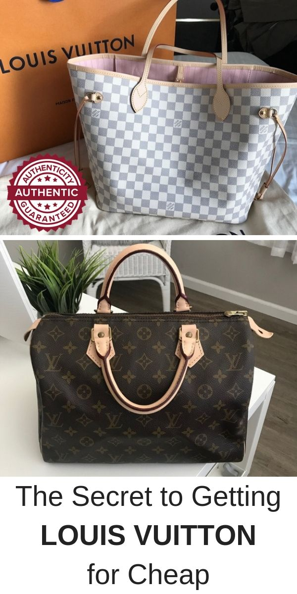 d16dc27230d Find authentic Louis Vuitton bags and accessories up to 70% off on Poshmark!  Download the app today to shop and save!