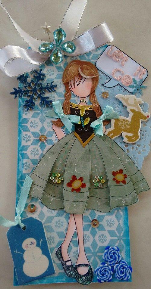 Princesa Anna, Frozen
