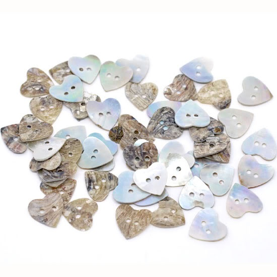 100 Pcs Mother of Pearl Heart Sewing Buttons Scrapbooking 14mm Knopf Bouton(W01418 X 1)-in Buttons from Apparel & Accessories on Aliexpress.com