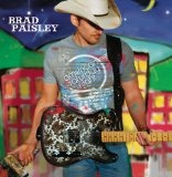 Then - Brad Paisley, a great country first dance song for the bride and groom at a wedding reception.