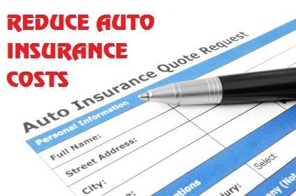 awesome 7 Easy Ways To Reduce Auto Insurance Costs