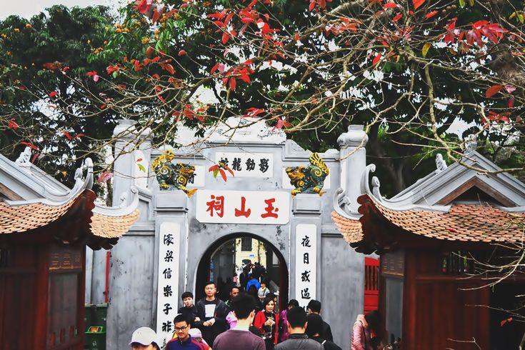 Vietnam 13 Must See Tourist Spots In Hanoi's Old Quarter