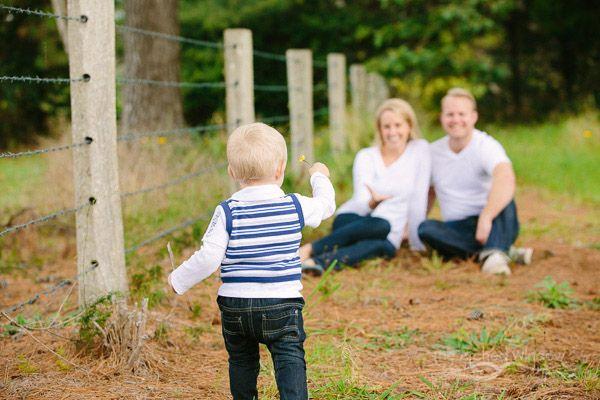 family photo portrait mount tamborine toddler