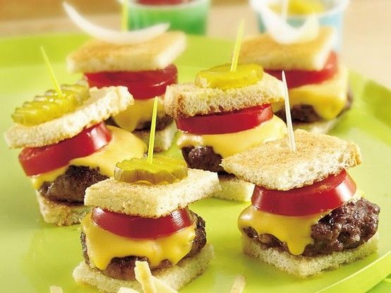 These look great, fun appetizers and kids would eat them also.