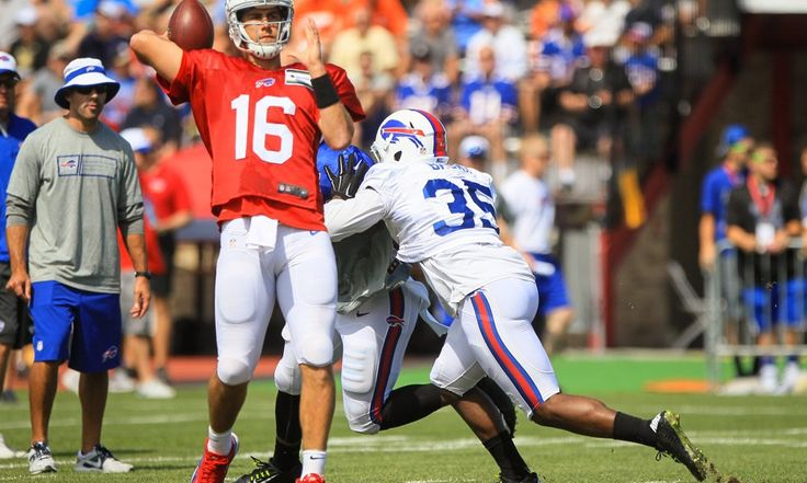 "Matt Cassel Eases Ahead In Buffalo - TPS It's one of the oldest cliches in football: ""If you think you have two quarterbacks, you really don't have one.""  So, what's the thought process if you have four....."