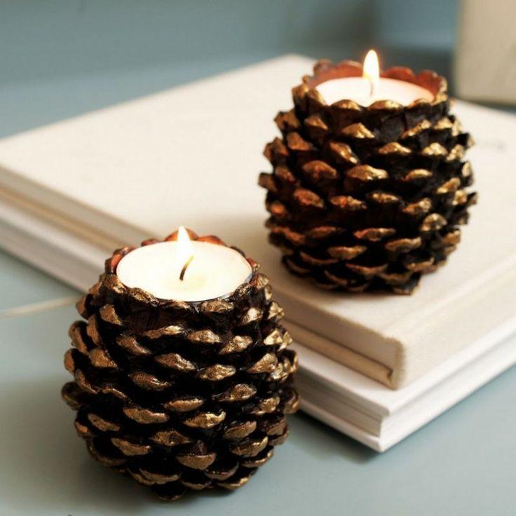 die besten 25 basteln mit zapfen ideen auf pinterest mit tannenzapfen basteln deko. Black Bedroom Furniture Sets. Home Design Ideas