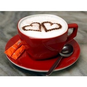 #hart #koffie