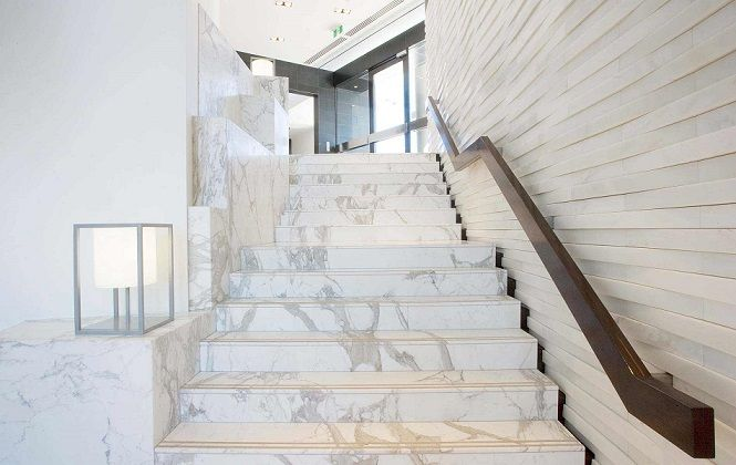 LOVE The Wall Treatment Nadeau Tile And Stone Installation