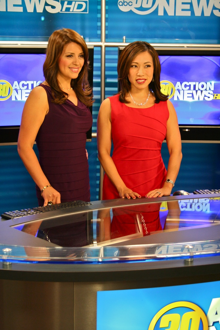 Another shot of our 4pm anchors amp set behind the scenes pinterest