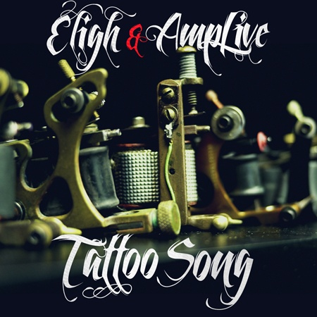 """The first song from Eligh's new album is available for a listen at his site """"Tattoo Song"""""""