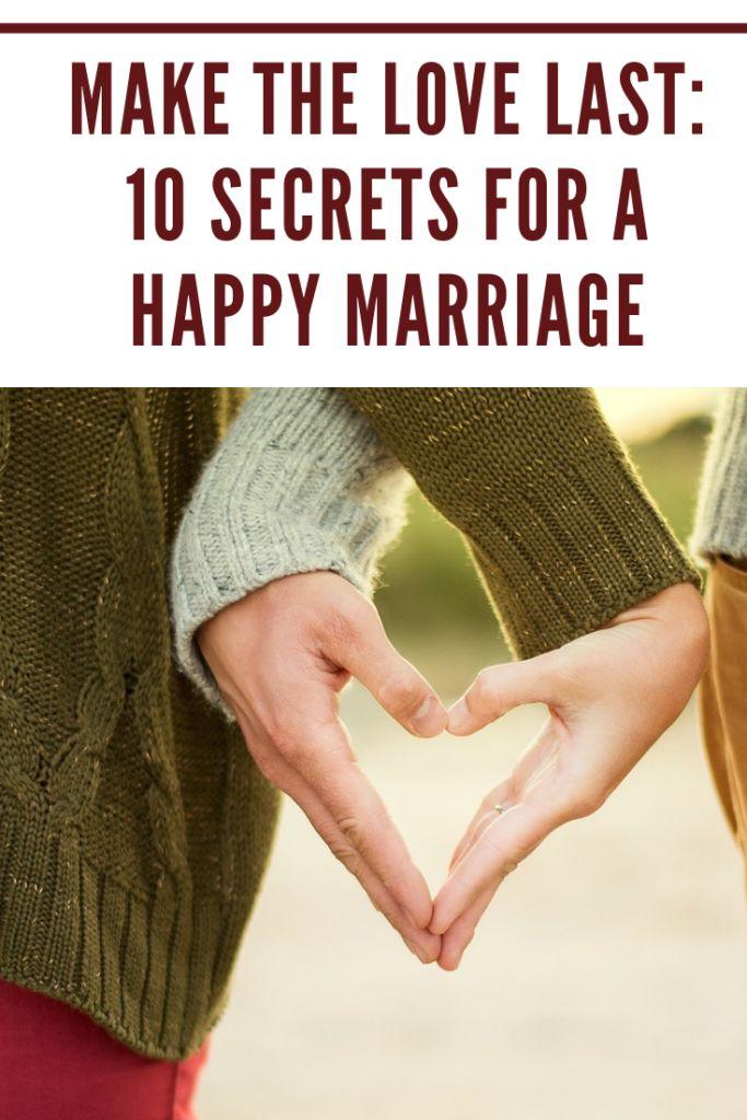 Faça o amor durar: 10 segredos para um casamento feliz   – Marriage