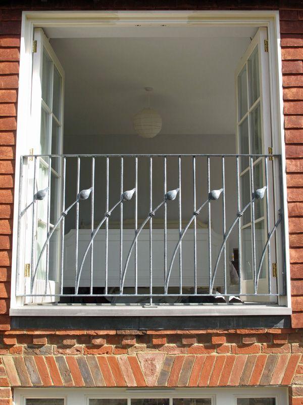 Fernau Forged Metalwork Juliet Balcony Balconies Juliet