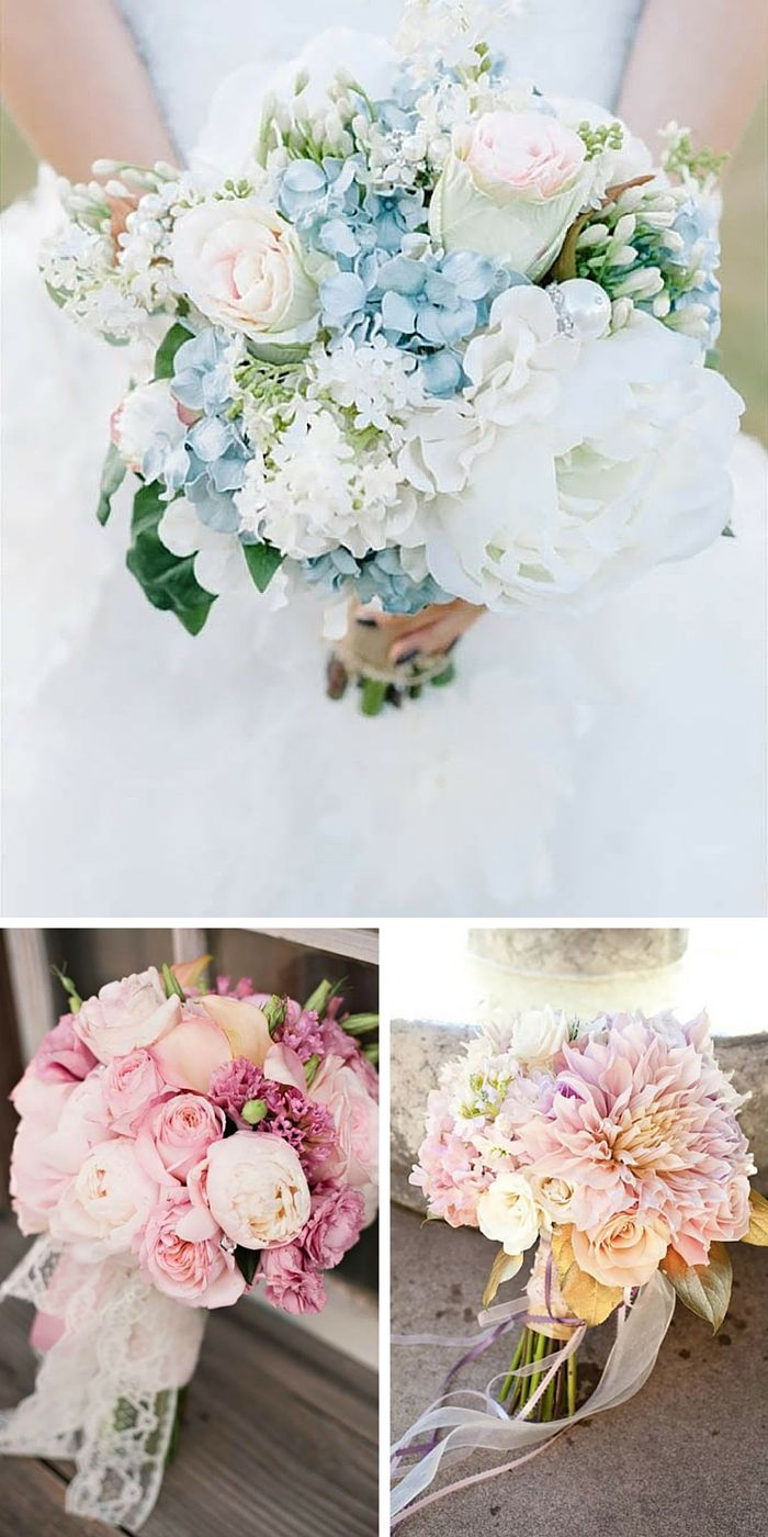 Make Hydrangea Bridal Bouquet : Best ideas about peonies and hydrangeas on