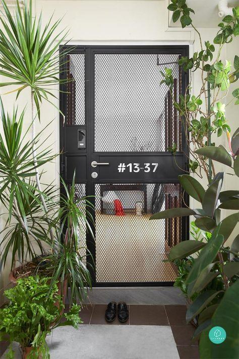 Hdb Toilet Door: 51 Ideas Hdb Toilet Door Living Rooms For 2019