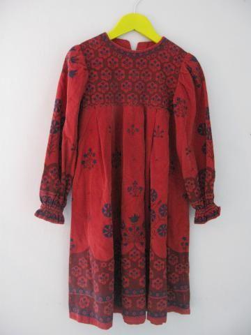 Vintage Clothkits Dress