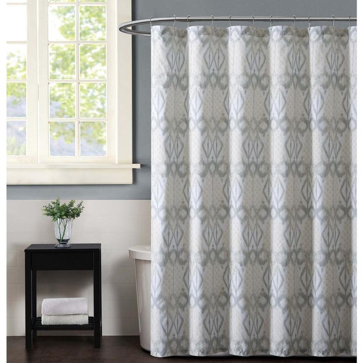 The 25 Best Neutral Shower Curtains Ideas On Pinterest