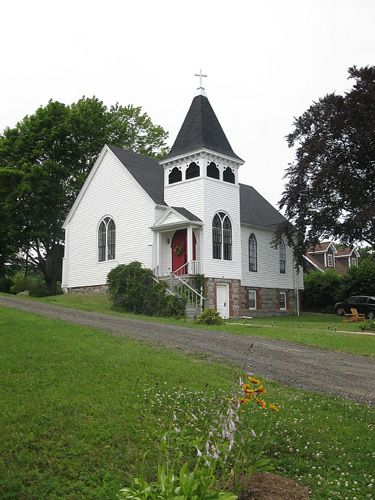 8 Converted Churches You Can Rent Charming Canadian Church | Exterior Where: Annapolis Royal, Nova Scotia, Canada Sleeps: 6 people Cost per night: From $169