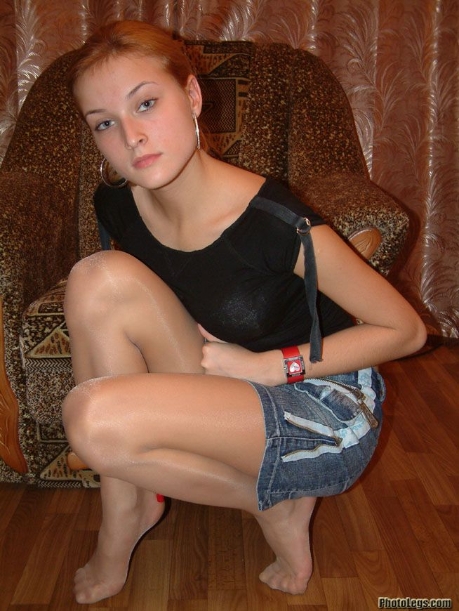 Vids ever Gentlemens club for pantyhose legs love