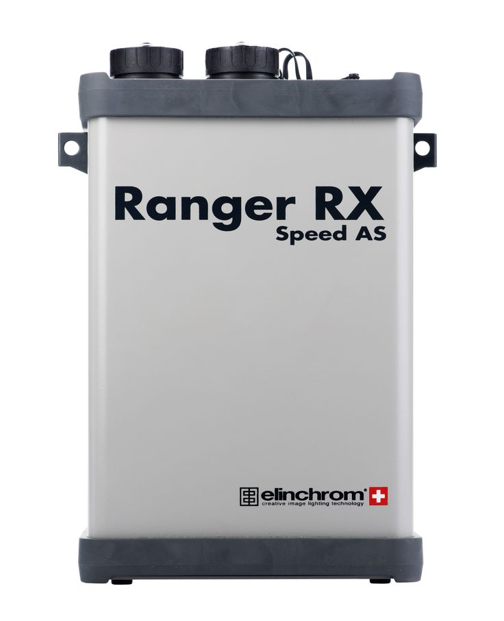 The Ranger RX Speed AS is a 1100 Ws portable battery pack.