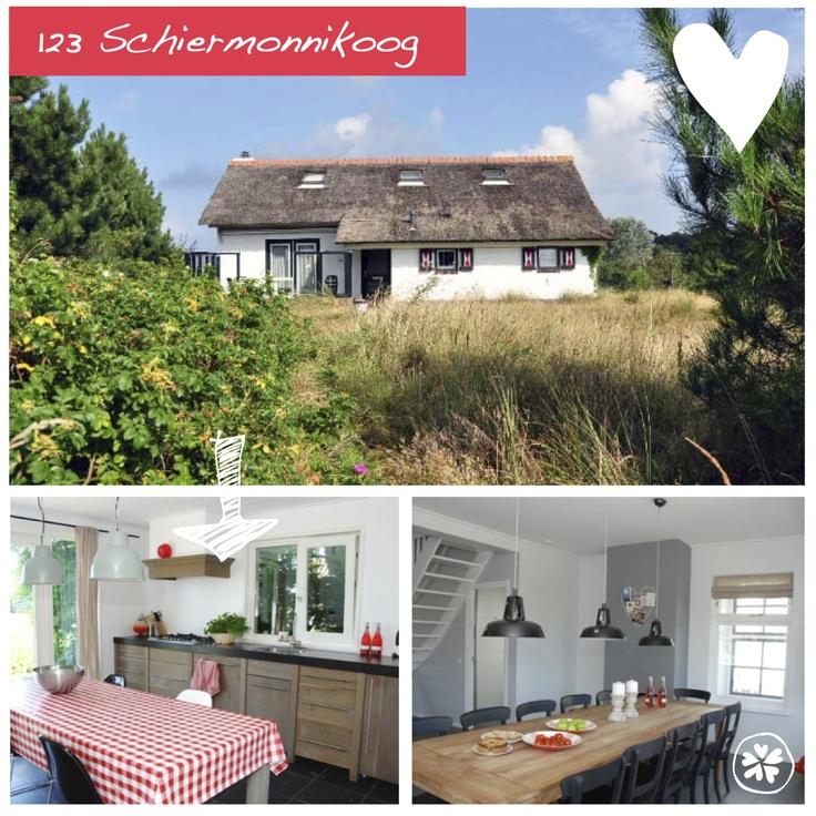 Luxe en sfeervolle vakantiehuisjes Schiermonnikoog