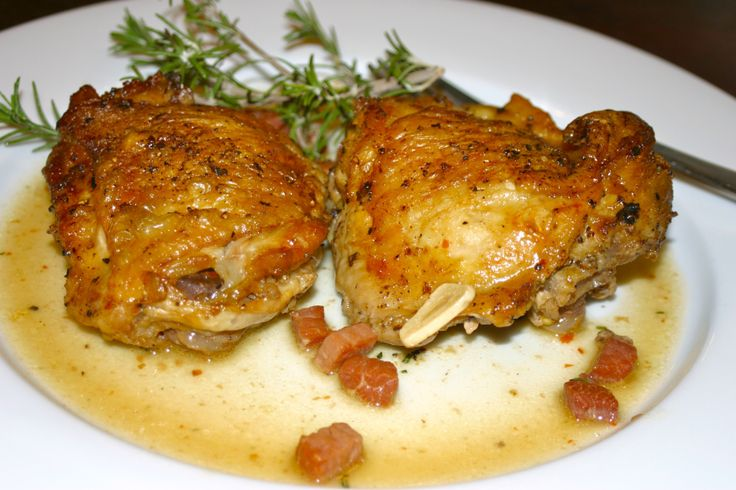 America S Test Kitchen Italian Braised Chicken