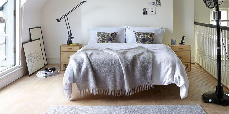 Floating Bed Bedroom Pinterest