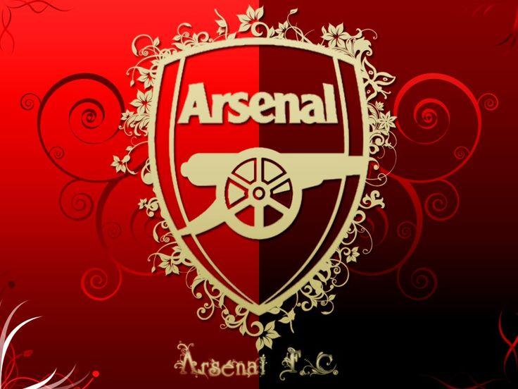 arsenal logo | Free download Arsenal FC Logo HD Wallpapers for your desktop ...