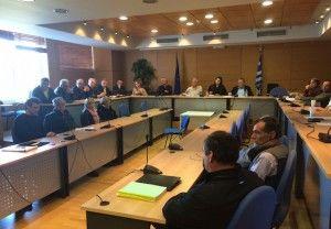 Σύσκεψη πραγματοποιήθηκε τη Δευτέρα 11, Ιανουαρίου, στα γραφεία της Περιφερειακής Ενότητας Ανατολικής Αττικής στην Παλλήνη μετά από πρωτοβουλία της Περιφερειακής Συμβούλου εντεταλμένης Δημοσίων Σχέ…