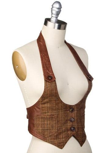 Tumbleweed Tweed Vest