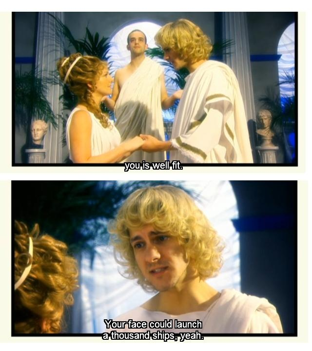 Horrible Histories is one of the greatest programs in existence!
