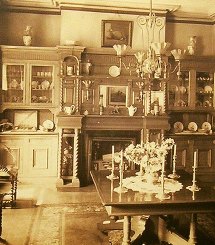 Victorian Style Dining Room: 1000+ Ideas About Victorian Dining Rooms On Pinterest