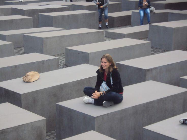 3 dias em Berlin - Alemanha, Memorial do Holocausto