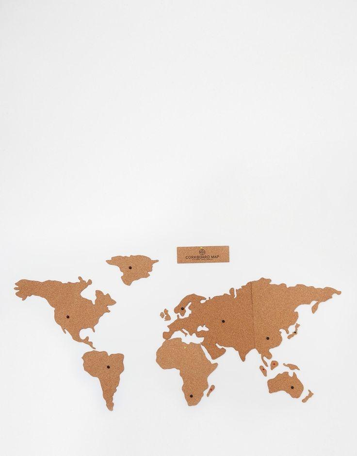 Luckies - Carte en liège