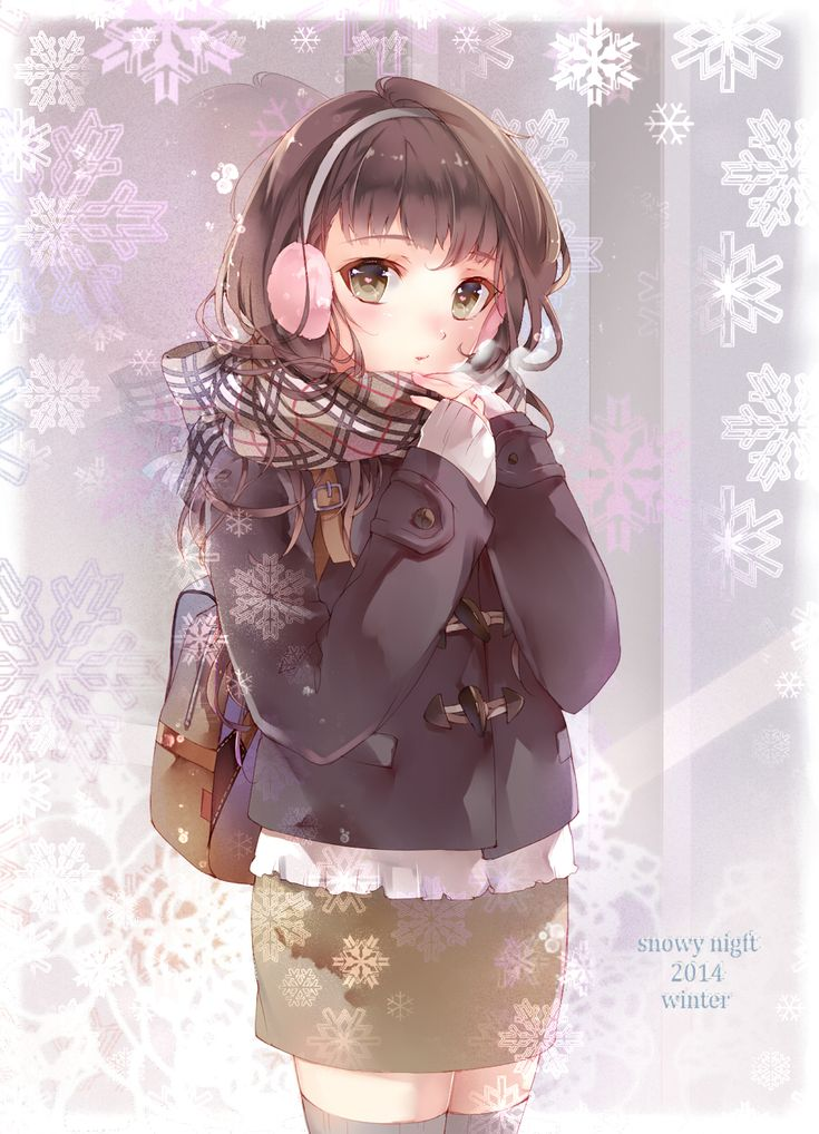 Anime Lonely Winter 296 best Lonely Winter...