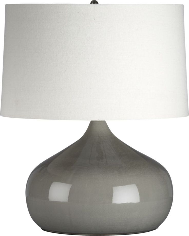Martin table lamp crate and barrel