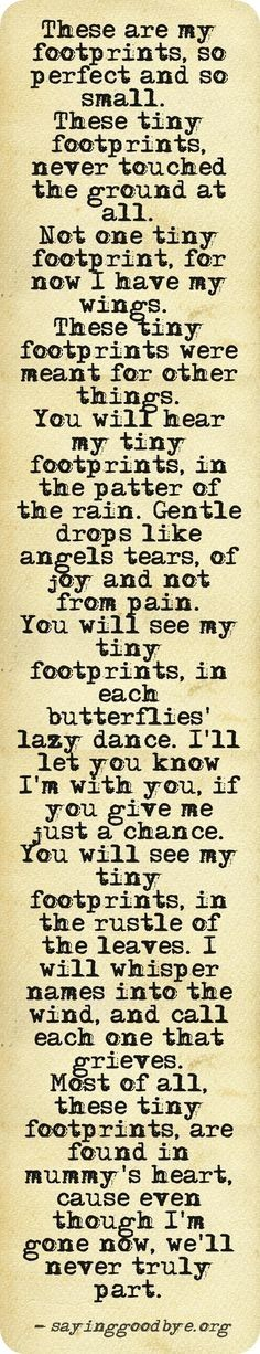 Lovely poem. A miscarriage is something you never let go of. So sad not knowing what could have been xx