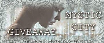 Al mare con Esse: Giveaway: Mystic City di Theo Lawrence