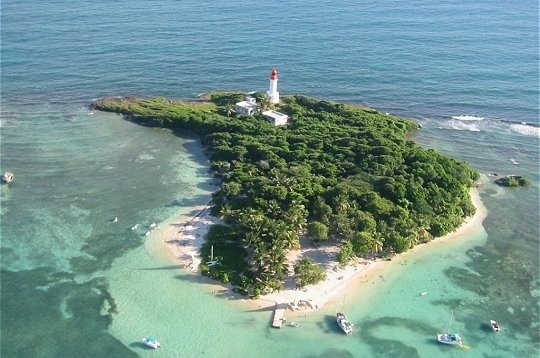 L'Îlet du Gosier, Guadeloupe