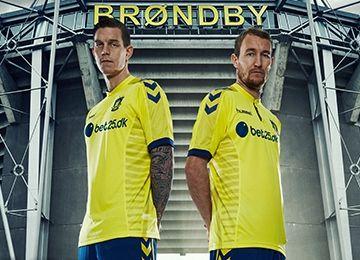 Brøndby IF 2015/16 hummel Home Kit