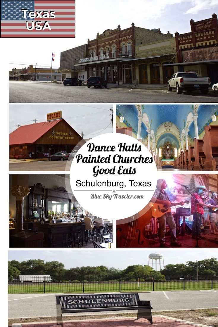 Daytripping to #Schulenburg Texas will transport you into a rich culture of #German and #Czech heritage.   Settlers immigrated here in the 1800's and brought with them culture, food and faith which you can experience today in rural Texas.