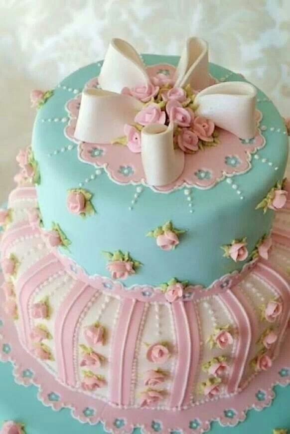 bridal shower cake love this for the tea party bridal shower ideas pinterest cakes the. Black Bedroom Furniture Sets. Home Design Ideas