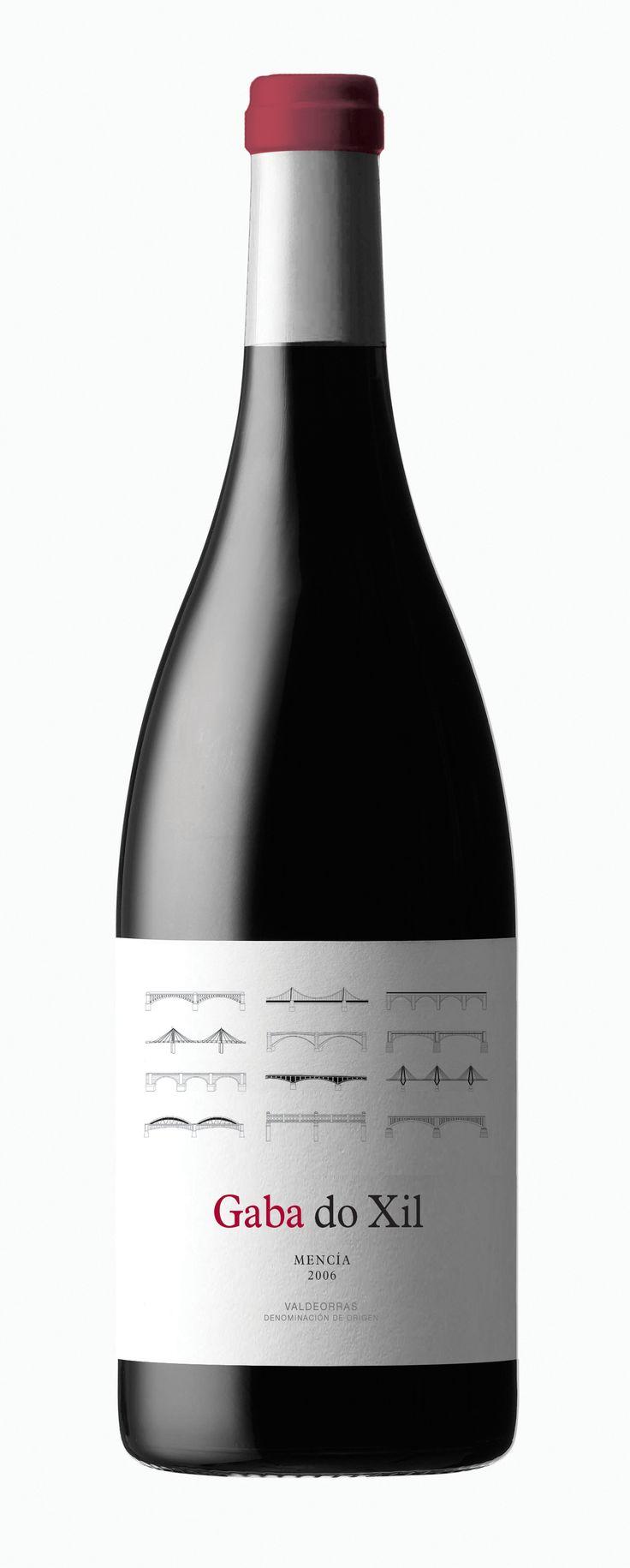 Gaba do Xil Mencia - spanischer Rotwein mit Charakter und Eigensinn http://www.carlosvinos.de/Weine/Galicien/Telmo-Rodr-guez/Gaba-do-Xil-Godello-2011.html