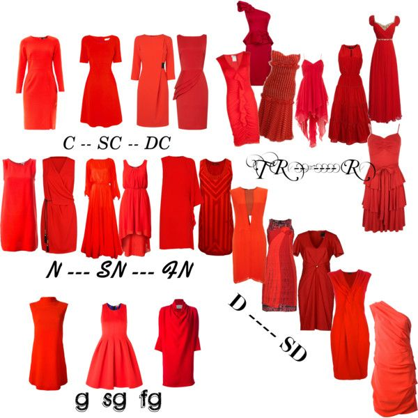 """Little Red Dress Kibbegories"" by mpsakatrixie on Polyvore"