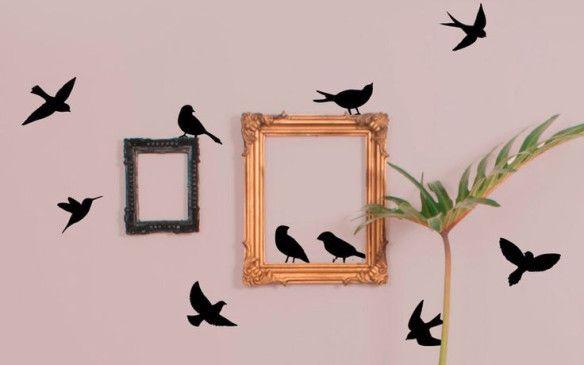 14 ideas originales para decorar esa pared blanca con la que no sabes qué hacer — cribeo