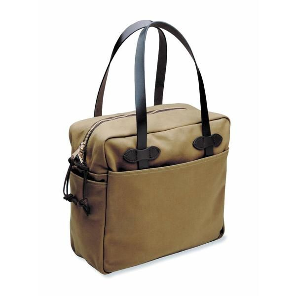 FILSON - Tote Bag with Zipper - Altitude Sports   Free Shipping in Canada