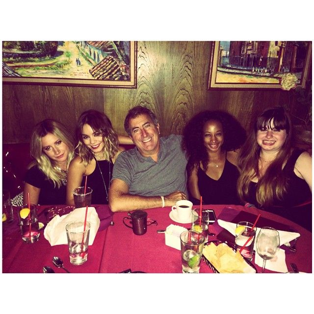 Prizeo winner Camilla had an amazing time staying with Monique Coleman, participating in Monique's music video shoot, and having dinner with Monique, Kenny Ortega, Corbin Bleu, Ashley Tisdale and Vanessa Hudgens! (2014) www.prizeo.com/hsmreunion